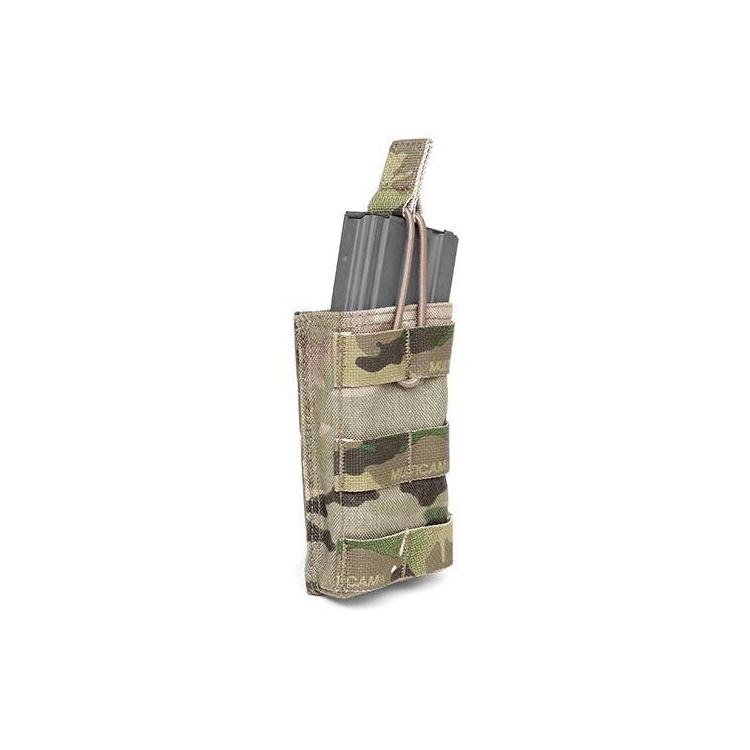 Single MOLLE Open Pouch, Warrior