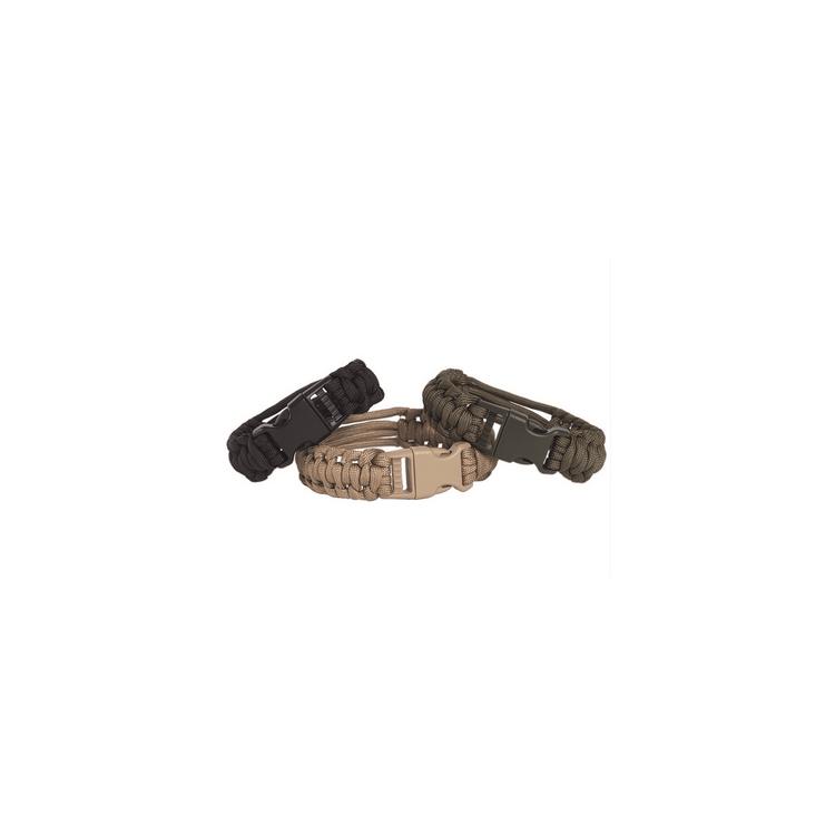 Parachute bracelet, thickness 15 mm, Mil-Tec
