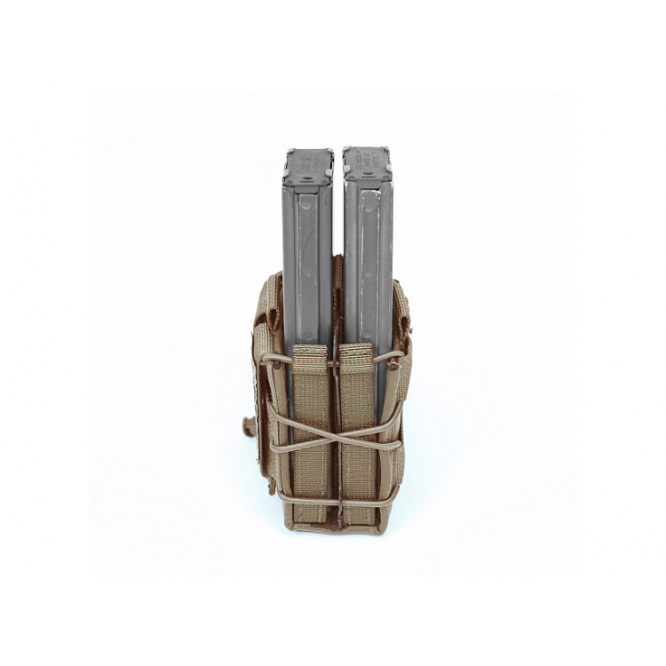 Double Quick Mag Pouch M4/AK-47/SA58, Warrior