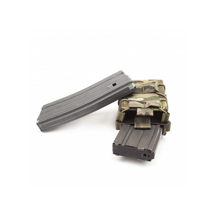 Double Quick Mag Pouch M4/AK-47/SA58, Warrior