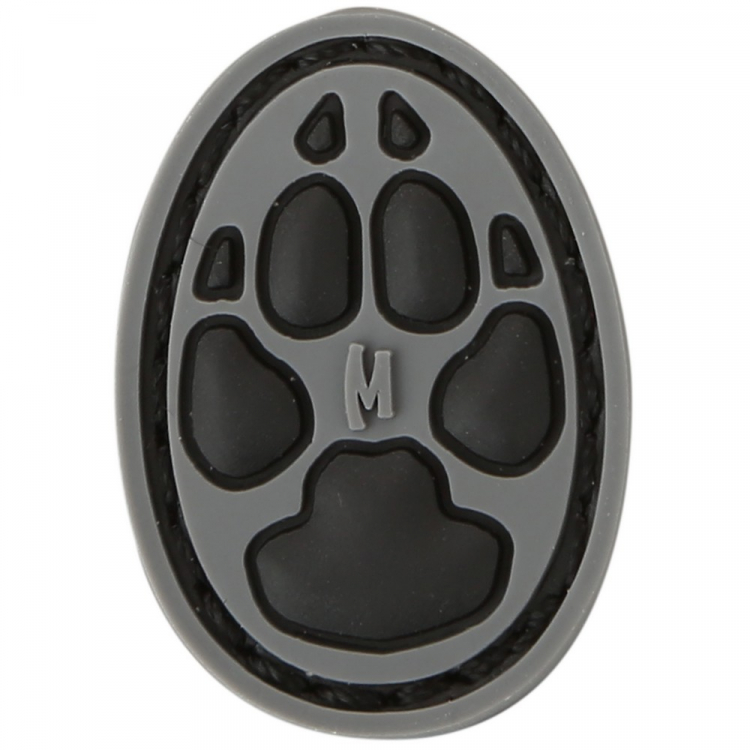 "Dog Track 1"" Morale Patch, Maxpedition"