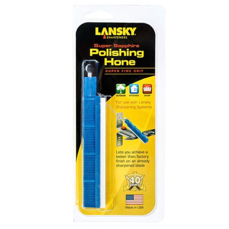 Super Sapphire Polishing Hone, Lansky