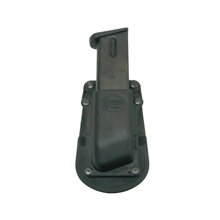 Case for a double-row magazine for a 9 mm pistol, paddle, Fobus