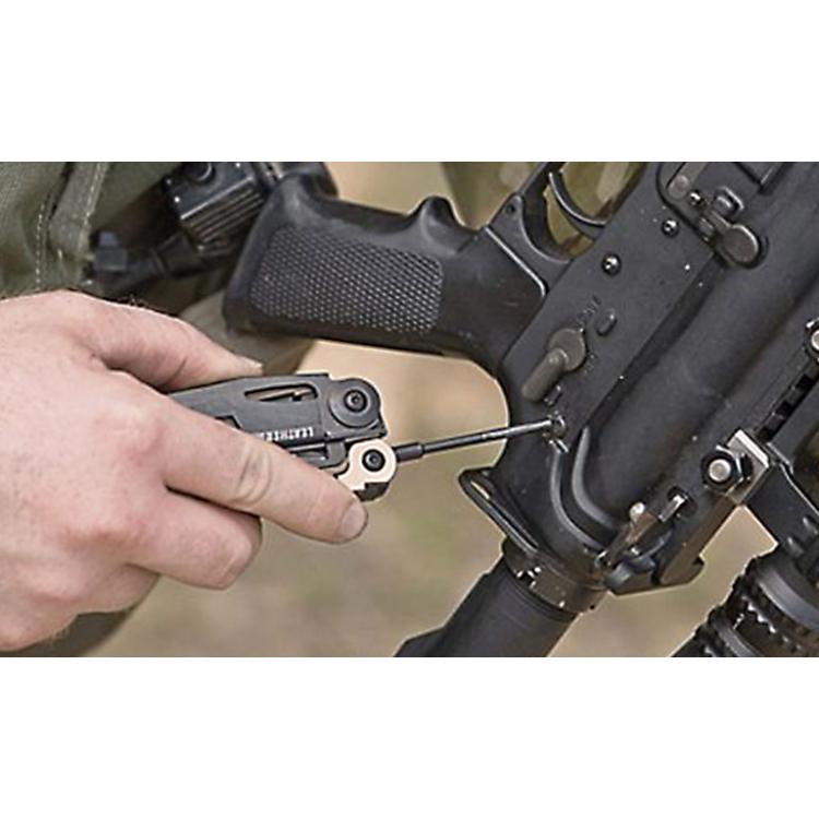 Multi-Tool MUT, Silver-Black, Leatherman