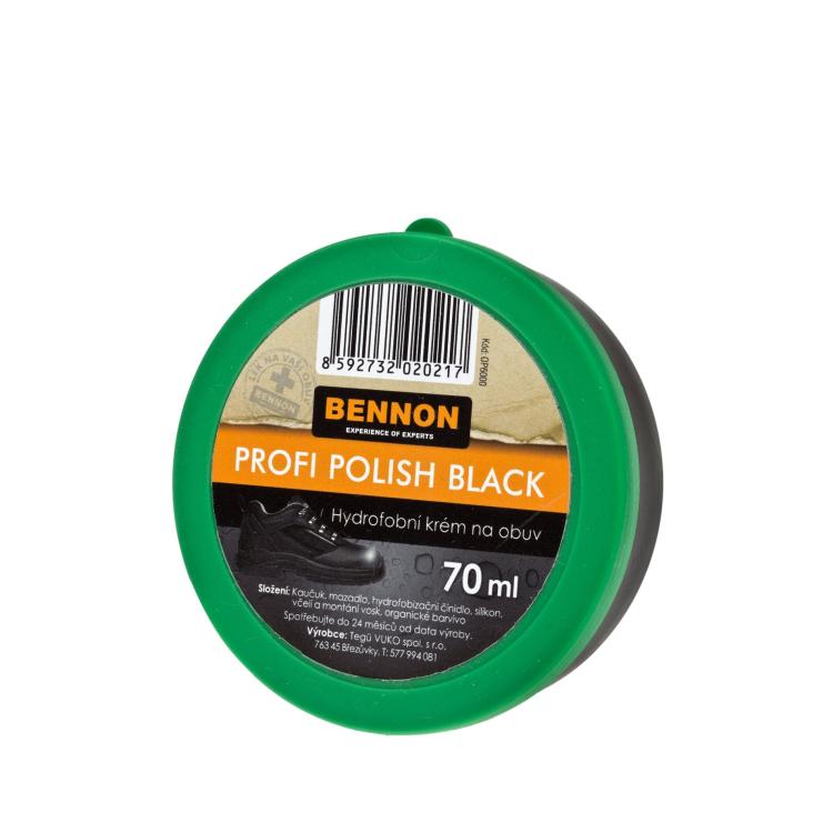 Profi Polish, black, 70 ml, Bennon