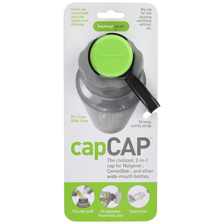 Víčko k lahvi Nalgene Humangear capCAP