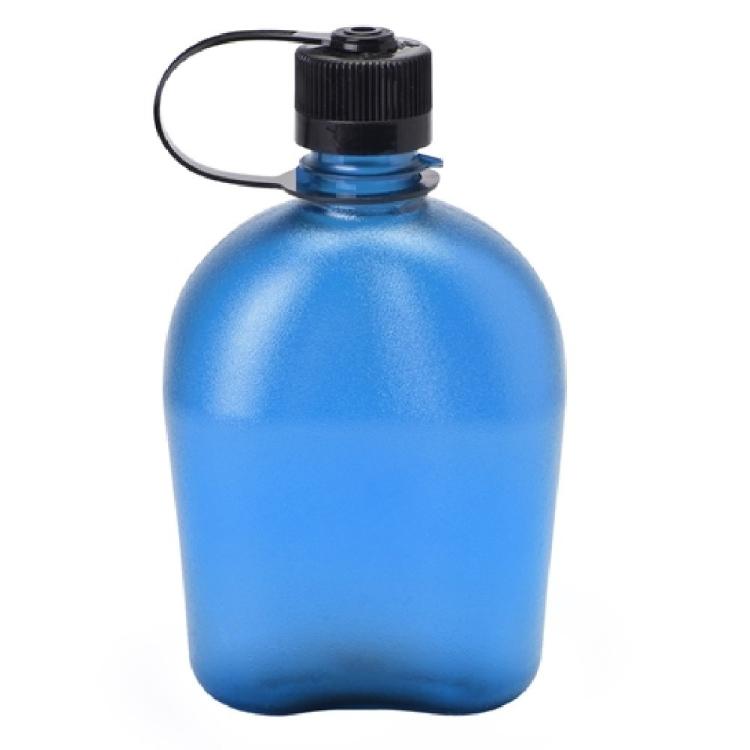 Nalgene Oasis bottle, 1L, Blue