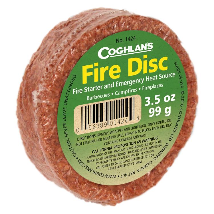 """""""Fire Disc"""" Lighter, Coghlan's"""