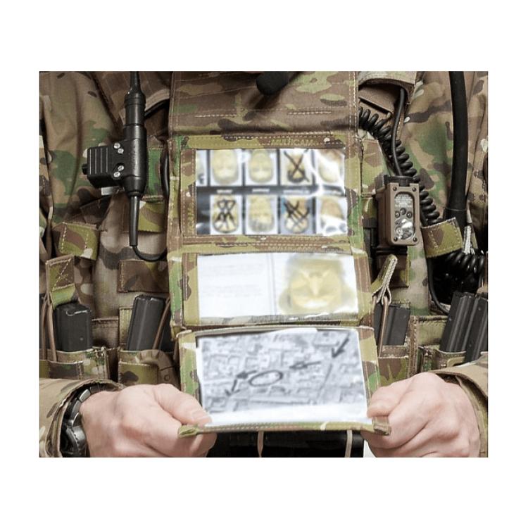 Forward Opening Admin Pouch FOA, Warrior