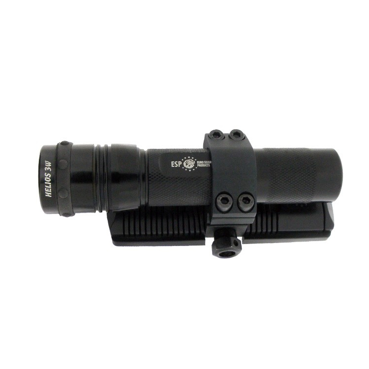Assembly for Helios and Barracuda tactical flashlight, ESP