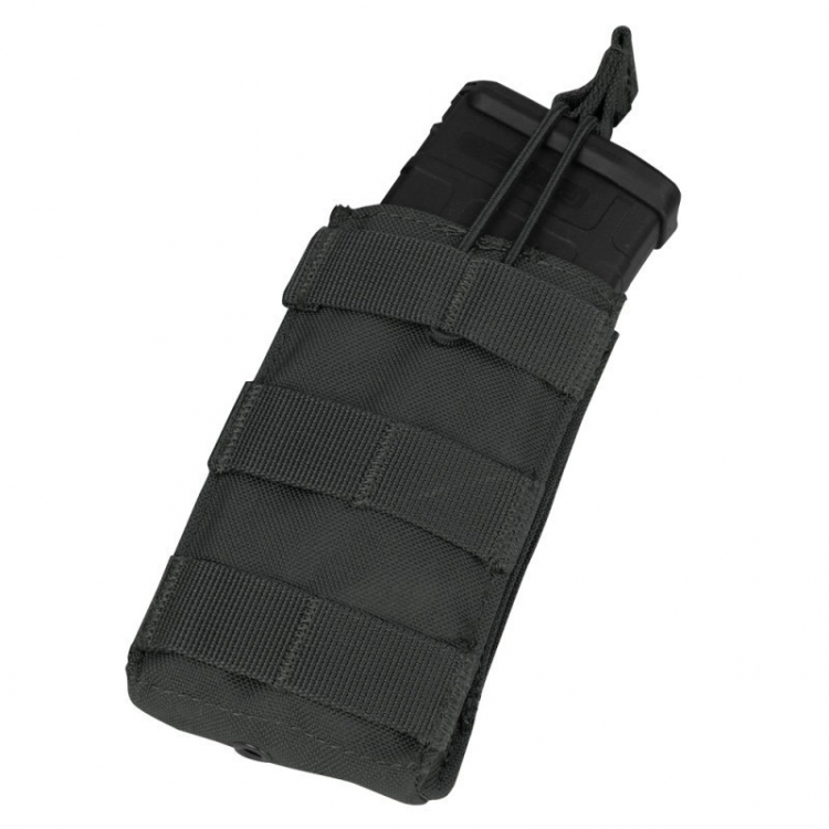 Single M4/M16 Open Top Mag Pouch, Molle, Condor