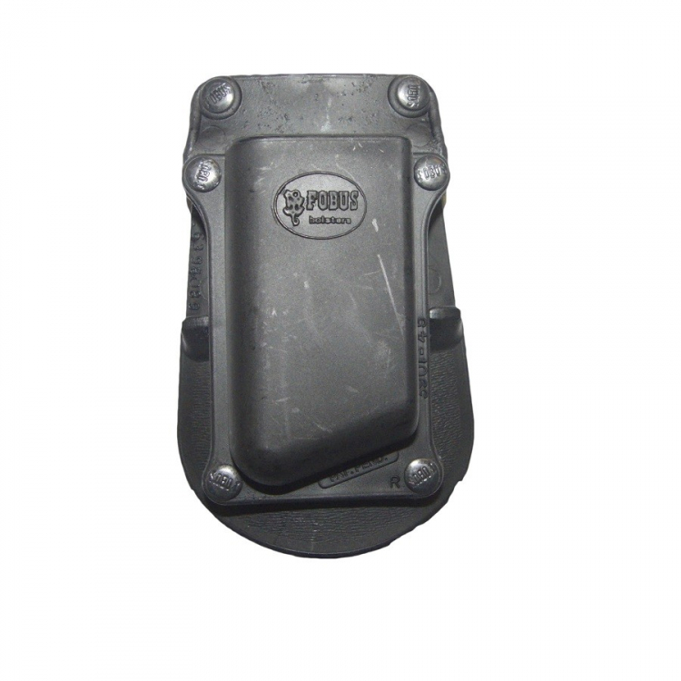 Case for single-row magazine for .45 caliber pistol, paddle, Fobus