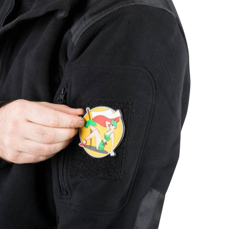 Liberty Jacket - Double Fleece, Helikon