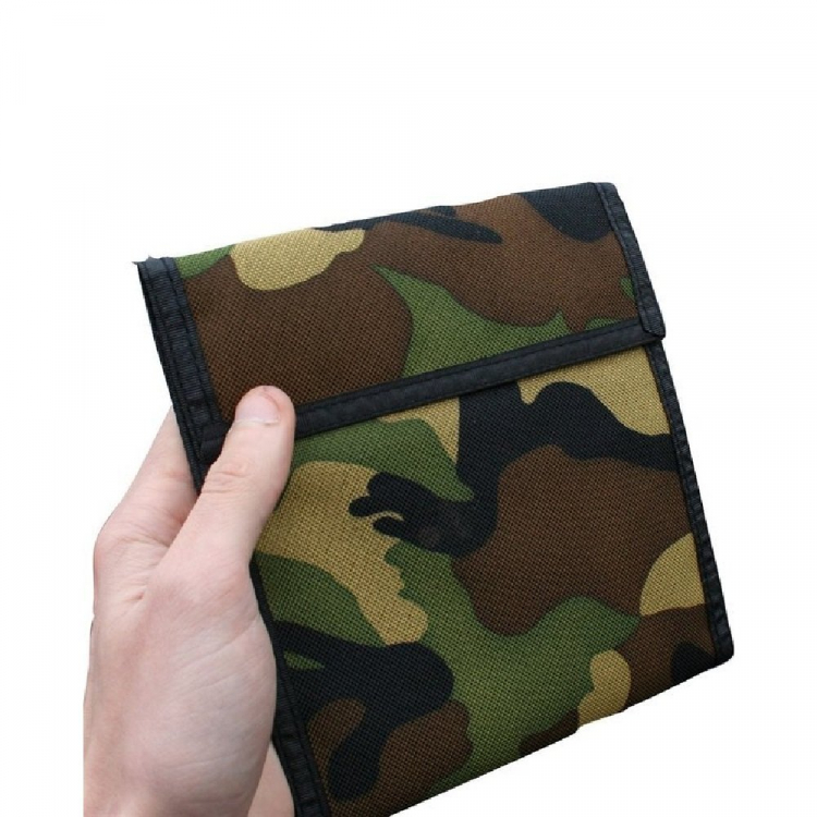 Survival System pouch Woodland, BCB