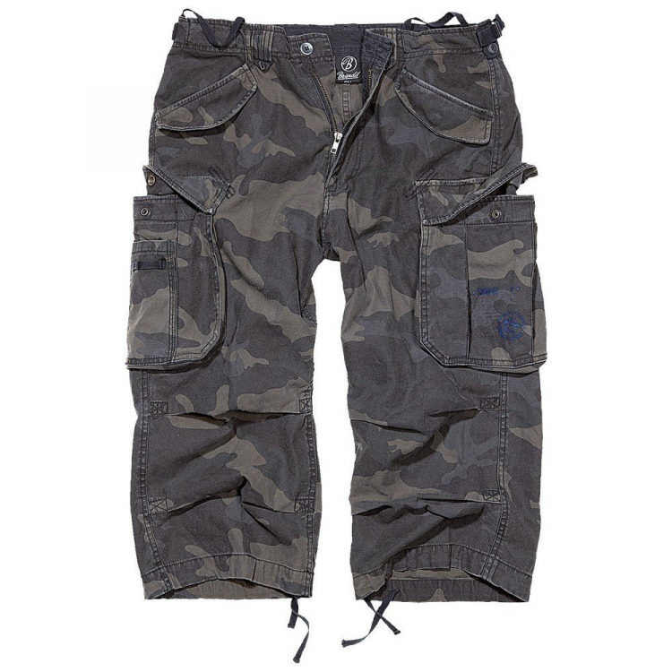 Men's 3/4 shorts Industry Vintage, Brandit
