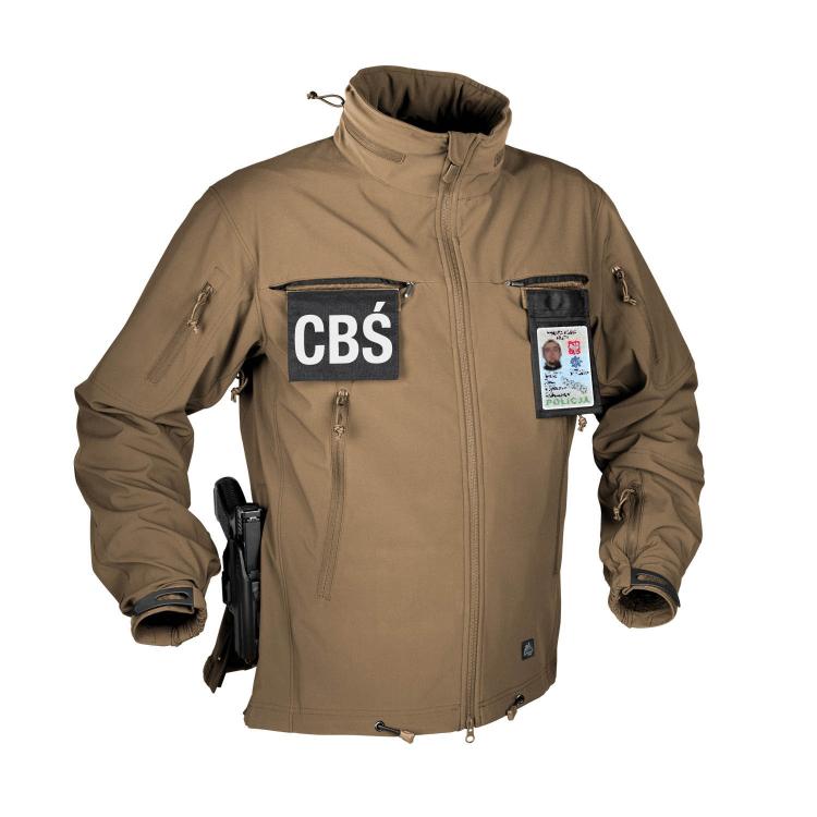 Cougar QSA™ + HID™ Softshell Jacket®, Helikon