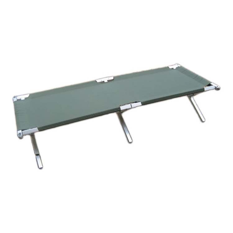 Folding bed Professional, type U.S. Army, Olive, MFH