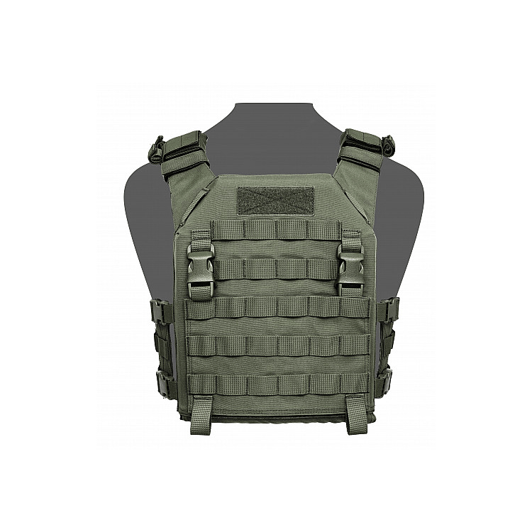 Recon Plate Carrier, Warrior