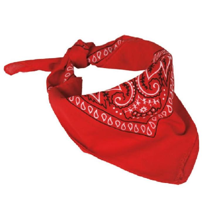 Western scarf, red, Mil-Tec