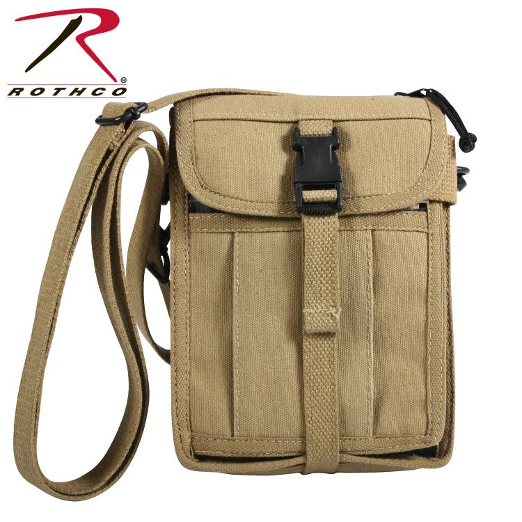 Canvas Travel Portfolio Bag, Rothco
