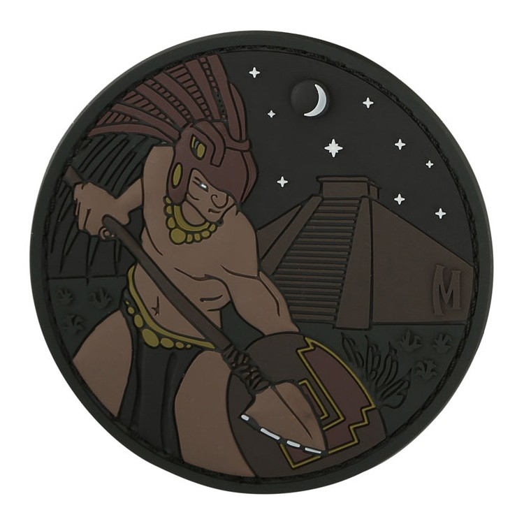 Aztec Warrior Morale Patch, Maxpedition