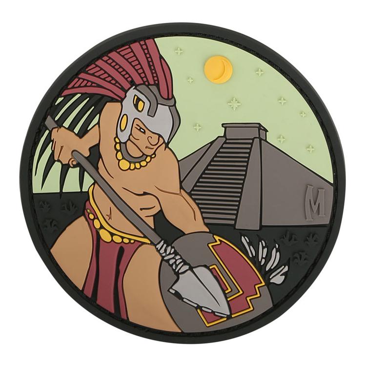 Aztec Warrior Morale Patch, Maxpedition