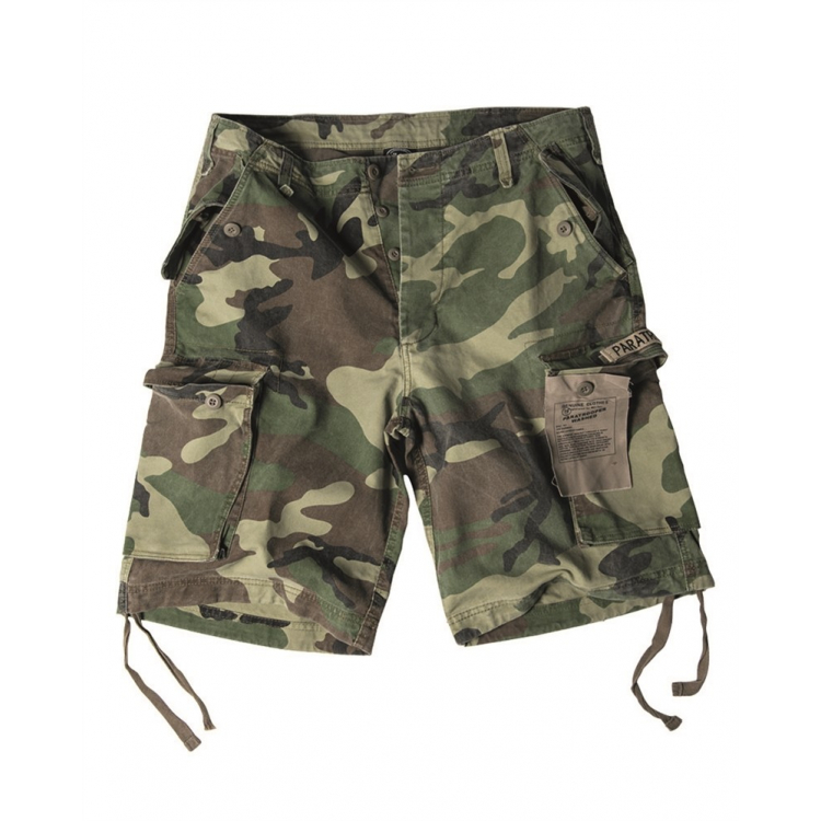 Men's shorts Paratrooper, Mil-Tec