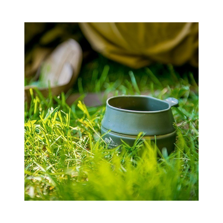 FOLD-A-CUP® - TPE, Olive Green, Helikon