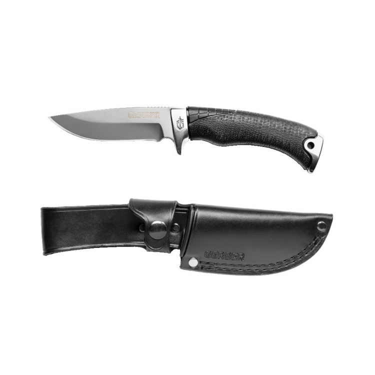 Gerber Gator Premium Fixed Blade Knife, Drop Point