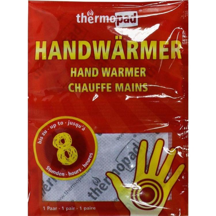 Hand warmer, Thermopad