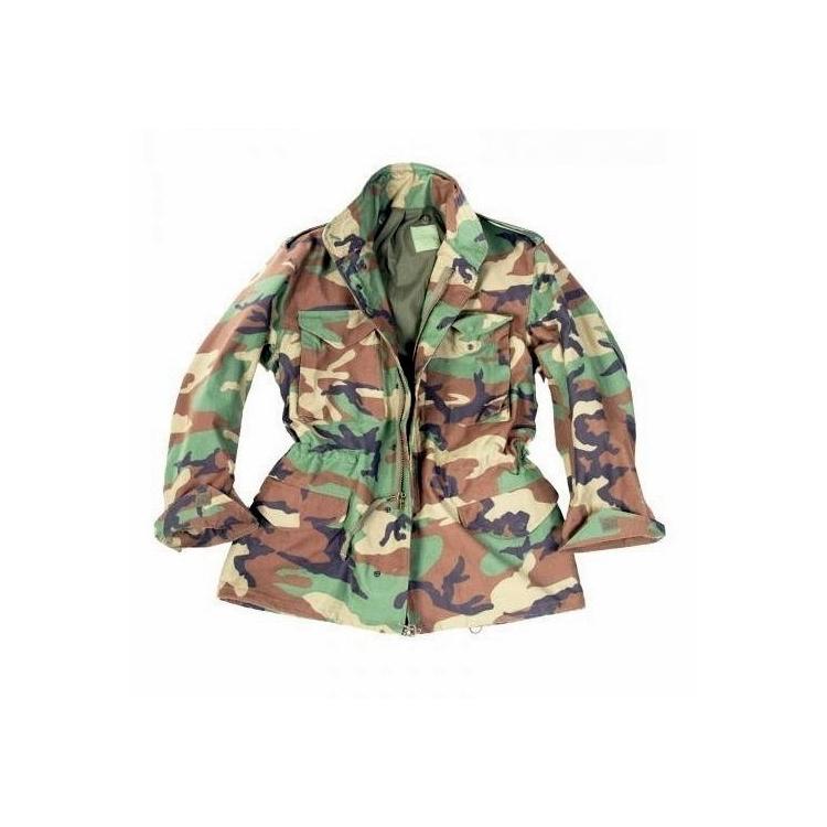 Jacket M65 NyCo Teesar, Mil-Tec