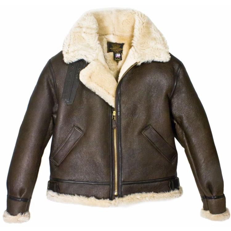 Flight jacket Bomber B3 USAF, Mil-Tec