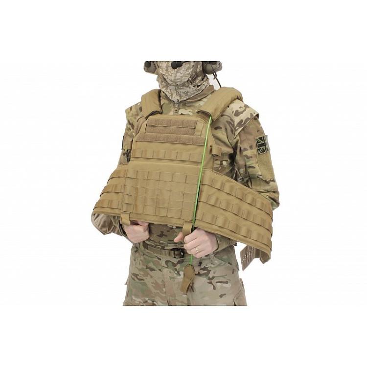 Elite Ops DCS Releasable Carrier, Warrior