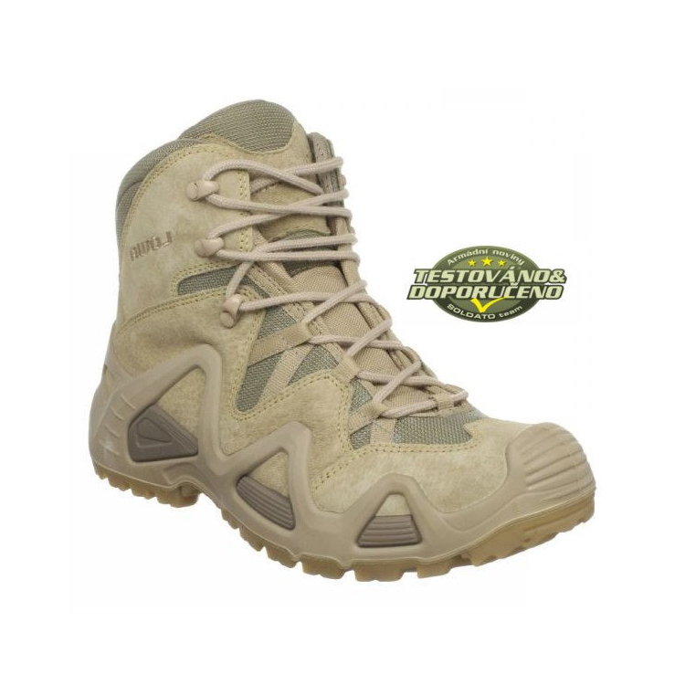 Zephyr MID TF shoes, Lowa