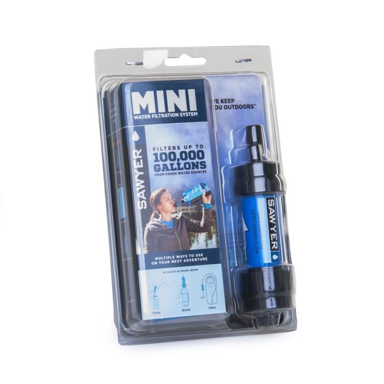 MINI Filtration System, blue, Sawyer
