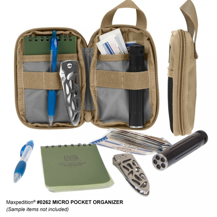 Micro Pocket Organizer, Maxpedition
