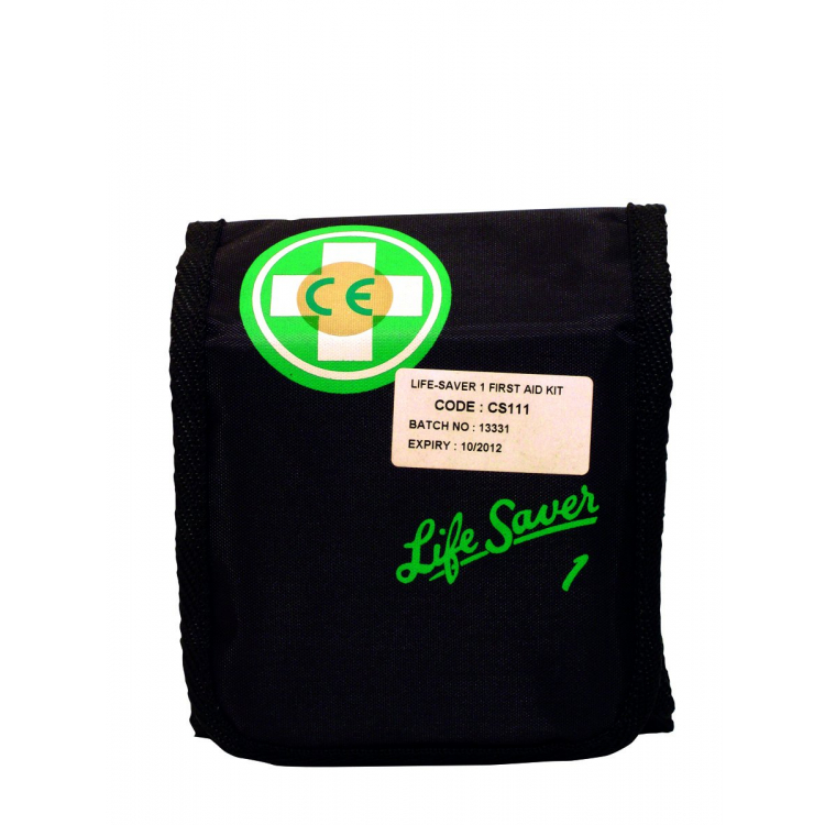 Lifesaver #1 First Aid Kit, BCB