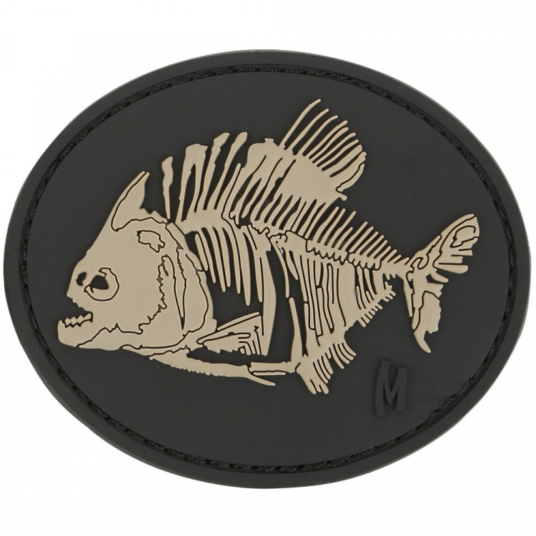 Piranha Bones Morale Patch, Maxpedition