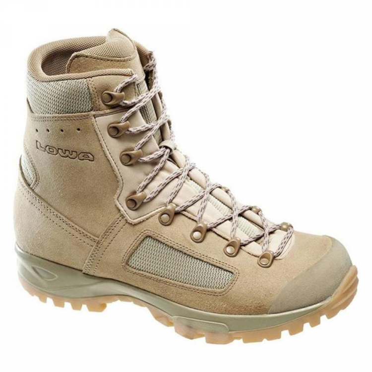 Elite Desert shoes, Lowa