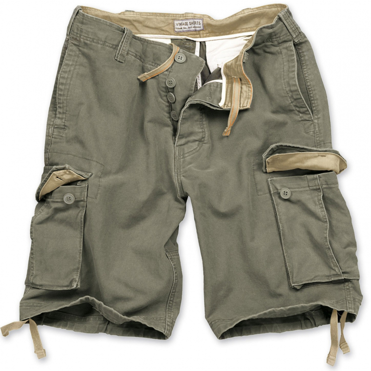 Vintage shorts, Surplus