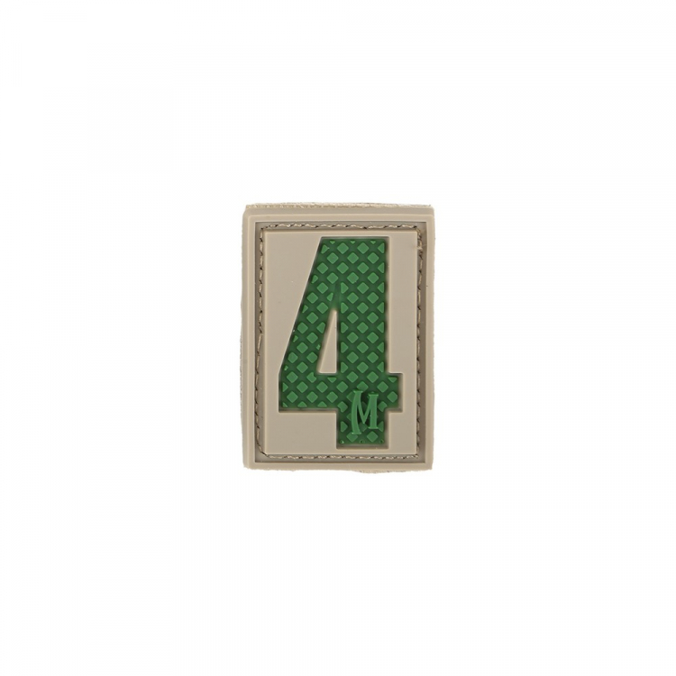 Number 4 Morale Patch, Maxpedition