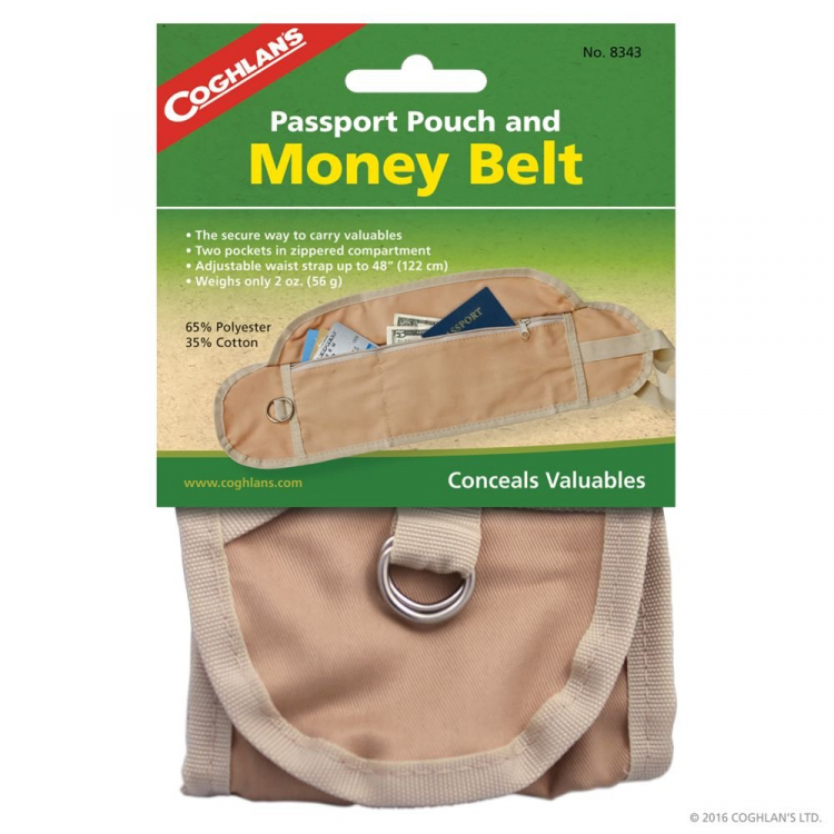 Money belt, Coghlan's