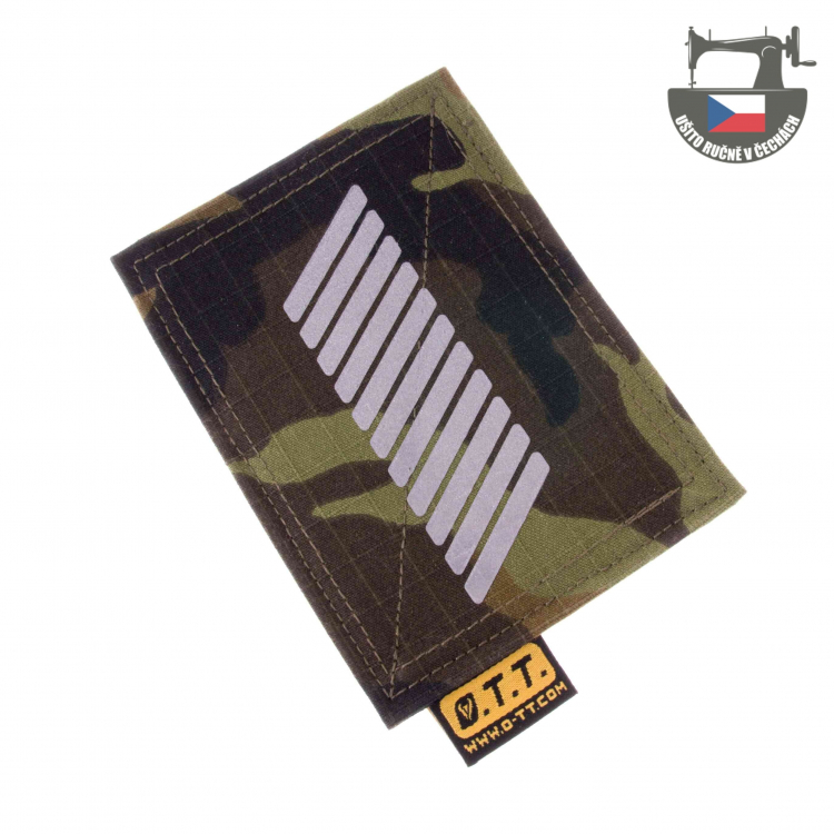 Reflective reflector panel ACR, vz.95, O.T.T.