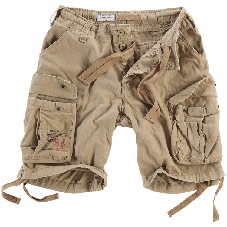 Shorts Airborne Vintage, Surplus