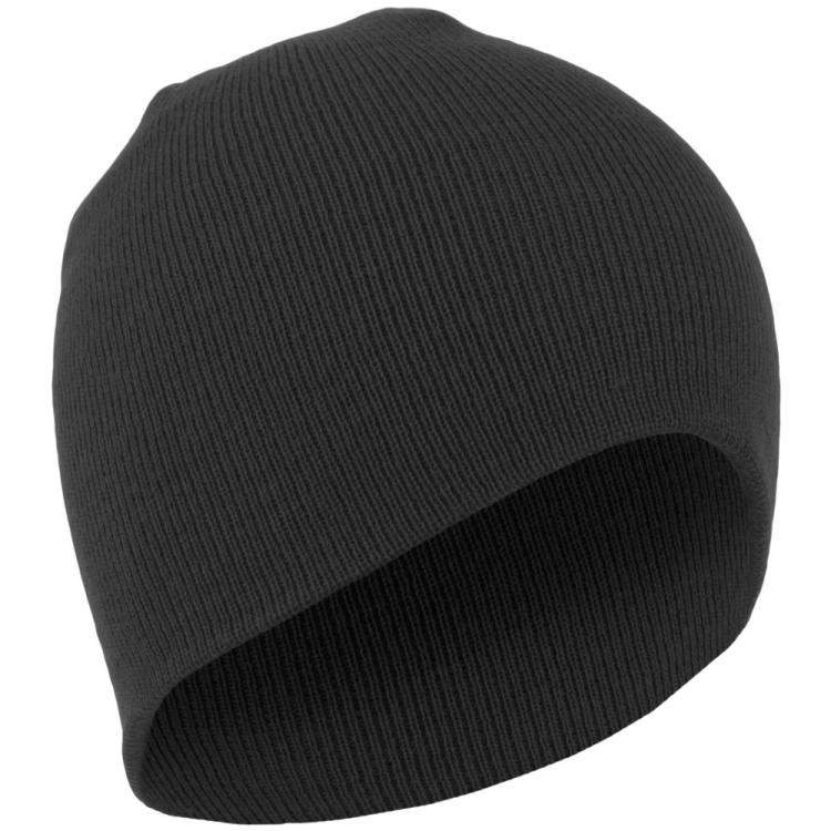 Beanie winter hat, black, Mil-tec