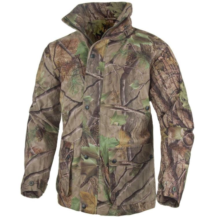 Waterproof camouflage jacket Wild Trees, Mil-Tec