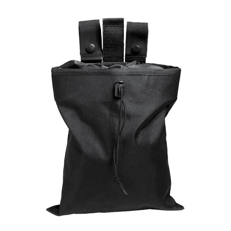 Black empty shell pouch, black, Mil-Tec