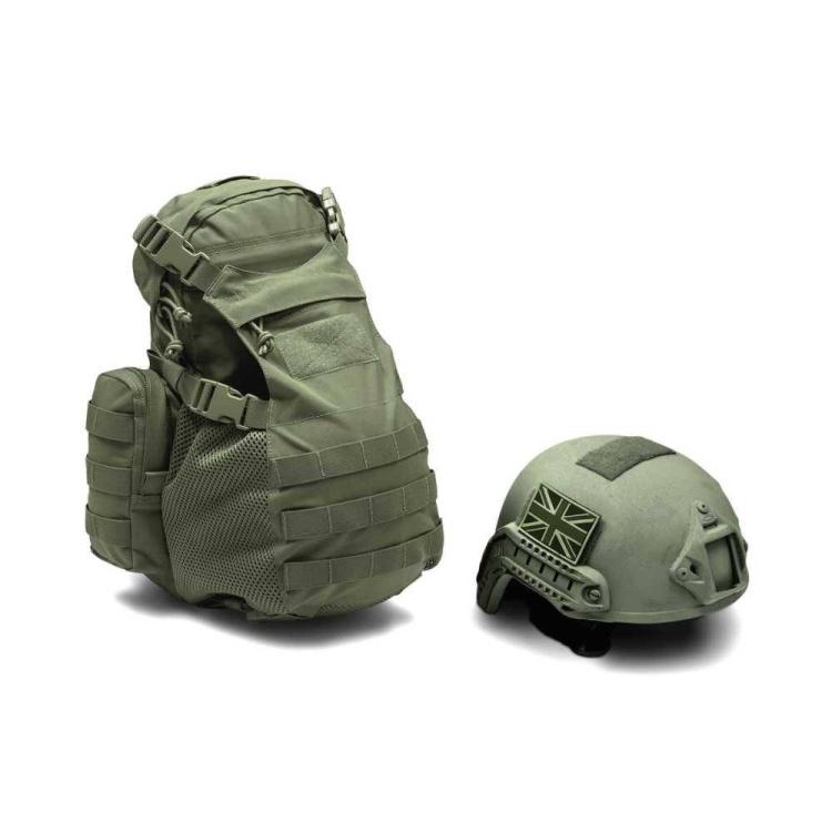 Helmet Cargo Pack - Elite Ops, 13 L, Warrior