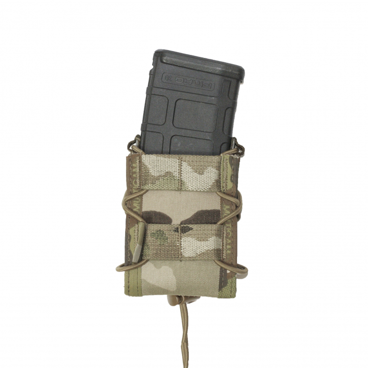 Magazine Pouch Single Quick Mag, Warrior