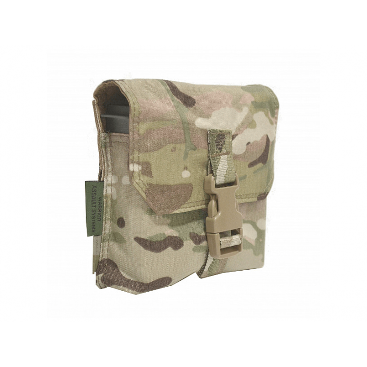 Single .50 Cal Mag Pouch, Warrior